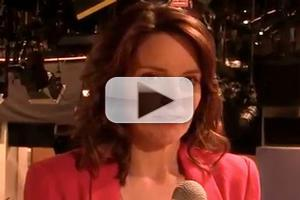STAGE TUBE: Tina Fey Gives the Inside Scoop on Upcoming 30 ROCK Live Episode!