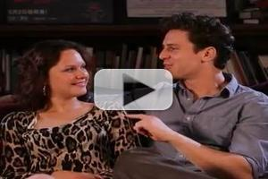STAGE TUBE: Jonathan Groff & Lauren Pritchard on the Beginnings of SPRING AWAKENING
