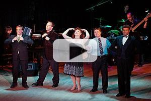 STAGE TUBE: ART ISN'T EASY Benefit Cabaret at Cumberland County Playhouse