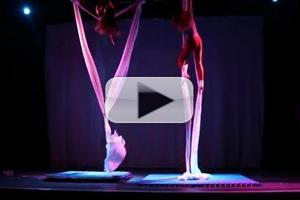 STAGE TUBE: The Circus Project's ROLLING ON THE FLOOR LAUGHING at Brighton Fringe