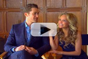 STAGE TUBE: Matthew Morrison & Kristin Chenoweth Named Most Beautiful People