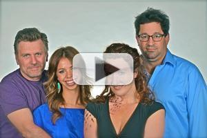 STAGE TUBE: Bryan Schlanger from Actors Bridge Ensemble's Upcoming TIME STANDS STILL