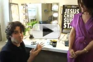 STAGE TUBE: JESUS CHRIST SUPERSTAR's Josh Young Takes NEW YORK LIVE Backstage!