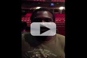 STAGE TUBE: Backstage at PORGY & BESS - Phillip Boykin and Joshua Henry React to Tony Award Nominations