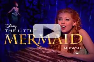 STAGE TUBE: First Look at Disney's THE LITTLE MERMAID Musical in Holland