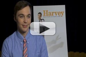 BWW TV: Jim Parsons Talks Roundabout's HARVEY!