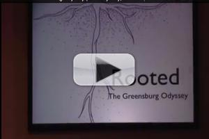STAGE TUBE: ROOTED: THE GREENSBURG ODYSSEY Opens Today, 5/5