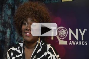 BWW TV Special: 2012 Tony Nominees - Da'Vine Joy Randolph on Her Twilight Zone Tonys Experience