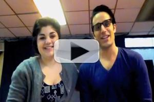 STAGE TUBE: Jared Zirilli Goes Backstage at FAT CAMP - Final Week