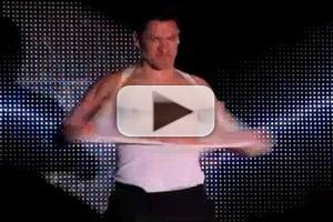 STAGE TUBE: Highlights from BROADWAY BARES: SOLO STRIPS!