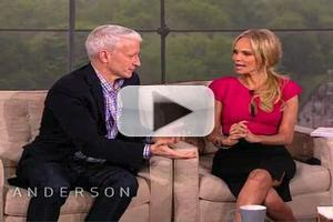 STAGE TUBE: Kristin Chenoweth Talks Dogs, Beauty Bias, Brown Sugar, and More on Anderson!