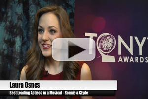 BWW TV Special: 2012 Tony Nominees - Laura Osnes on the Best Surprise of Her Career