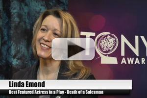 BWW TV Special: 2012 Tony Nominees - Linda Emond on Her Remarkable DEATH OF A SALESMAN Experience!