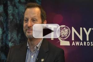 BWW TV Special: 2012 Tony Nominees - Rob Ashford on the Thrill of Working on EVITA!