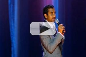 STAGE TUBE: Sneak Peek - Aziz Ansari on Rapper 50 Cent and Grapefruits DELICIOUSLY DANGEROUS