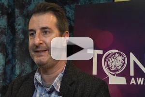 BWW TV Special: 2012 Tony Nominees - Jon Robin Baitz on Being Invited to the Tonys Party!