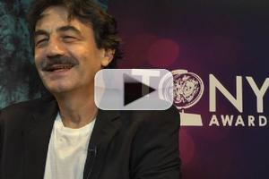 BWW TV Special: 2012 Tony Nominees - George Tsypin on His Comic Inspiration for SPIDER-MAN!