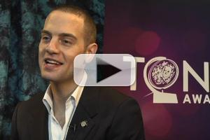 BWW TV Special: 2012 Tony Nominees - Jordan Roth on the Hysterical and Provocative CLYBOURNE PARK!