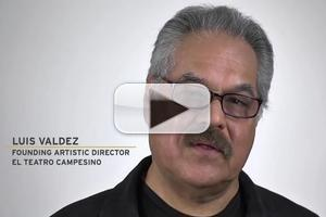 STAGE TUBE: I AM THEATRE Project - Luis Valdez