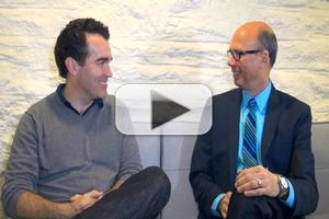 BWW TV EXCLUSIVE: Brian d'Arcy James Uncut Part 1: Talks SMASH, Industrials, NYC Concert & More!