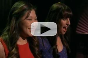 STAGE TUBE: Sneak Peek of 'What a Feeling' From Next Week's GLEE!