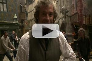 STAGE TUBE: Hugh Jackman Wishes 'Happy Mother's Day' from LES MIS Film Set!
