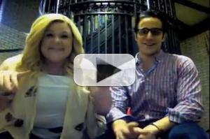 STAGE TUBE: Jared Zirilli Goes Backstage at FAT CAMP - Final Blog with Carly Jibson