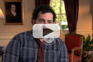STAGE TUBE:  Sneak Peek - Josh Gad Chats 1600 PENN