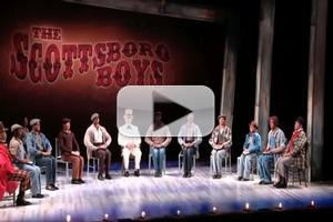 STAGE TUBE: First Look at THE SCOTTSBORO BOYS at The Old Globe  - Video Montage!