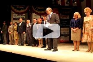 STAGE TUBE: John Larroquette Gives Actors Fund Speech at THE BEST MAN