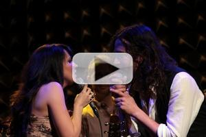 BWW TV EXCLUSIVE: Rachel Potter Celebrates New EP Release with Constantine Maroulis at Joe's Pub!
