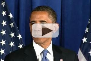 STAGE TUBE: President Obama Gives EVITA Shout Out at NYC Fundraiser