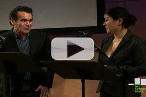 STAGE TUBE: Brian d'Arcy James and Jennifer Lim Perform Excerpt from CHINGLISH