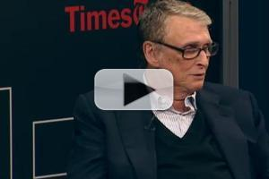 STAGE TUBE: Mike Nichols Talks DEATH OF A SALESMAN at TimesTalks