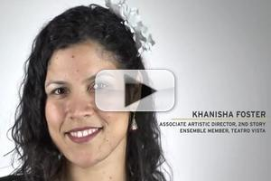 STAGE TUBE: I AM THEATRE Project - Khanisha Foster