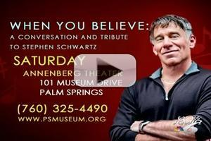 STAGE TUBE: Desert Ensemble Theatre Company Honors Stephen Schwartz