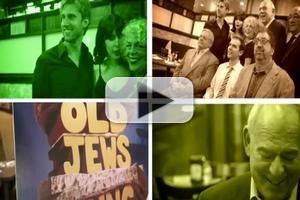 BWW TV: Meet the Team of OLD JEWS TELLING JOKES - at the Deli