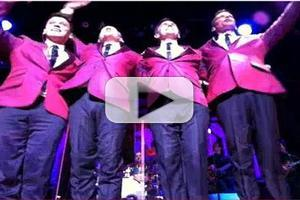 STAGE TUBE: THE MIDTOWN MEN Play Iowa!