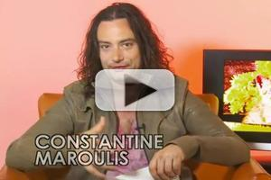 STAGE TUBE: Constantine Maroulis Talks AMERICAN IDOL Top 3