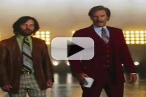 STAGE TUBE: First Look - Trailer for Will Ferrell's ANCHORMAN Sequel