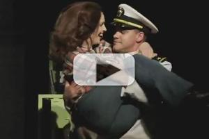 STAGE TUBE: Inside Opening Night of AN OFFICER AND A GENTLEMAN the Musical