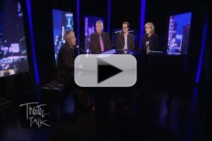 STAGE TUBE: Alan Menken and Harvey Fierstein Highlight NEWSIES on Theater Talk