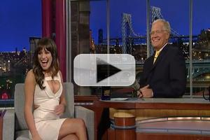 STAGE TUBE: GLEE's Lea Michele Talks Hidden Tattoos