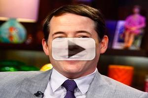 STAGE TUBE: Matthew Broderick Reveals Most Embarrassing B'Way Moment on BRAVO