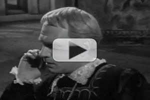 STAGE TUBE: On This Day 5/22- Laurence Olivier