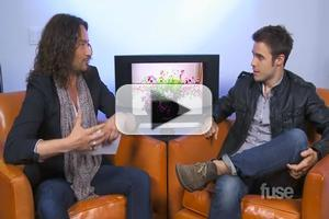 STAGE TUBE: Constantine Maroulis and Kris Allen Talk AMERICAN IDOL Finale Week