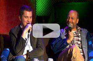 STAGE TUBE: ARCHER's Jon Benjamin & Charles Soule Guest Star on COMIC BOOK CLUB LIVE
