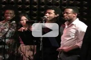 STAGE TUBE: GODSPELL Cast Sings Schwartz at Joe's Pub!