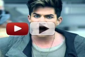 STAGE TUBE: First Look - Adam Lambert's 'Never Close Our Eyes' Video