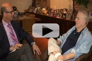 BWW TV EXCLUSIVE: John Kander Looks Back Part 1: Talks Dramatists Guild Fund Honor, New Projects, Fred Ebb &  More!